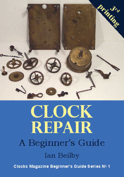 Beginners Guide to Clock Repair: Horological present suggestion
