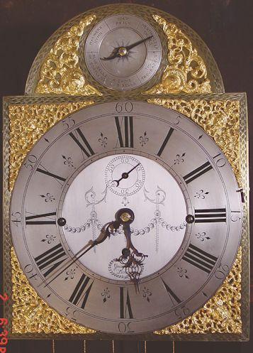Dating longcase clock dials with roman 1