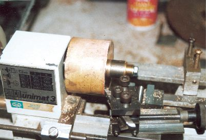 Making clock spring barrels with Clocks Magazine