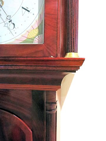 Making grandfather clock case with Clocks Magazine
